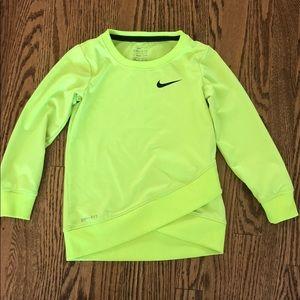 Kids Nike Dri-fit pullover